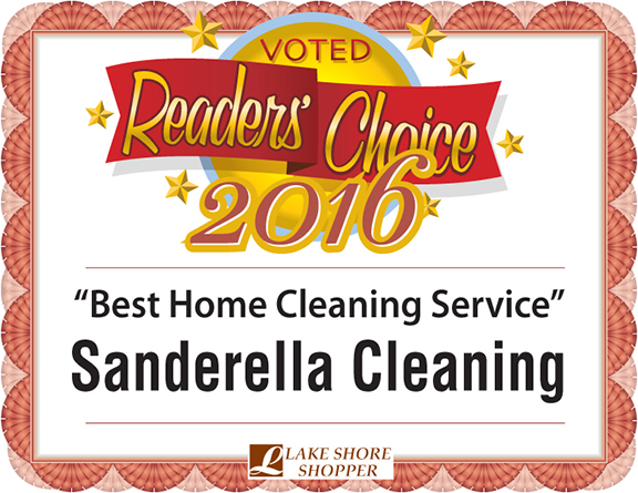 Readers Choice Winner for Best Home Cleaning Service