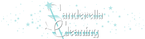 Sanderella Cleaning Logo